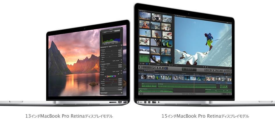 Mac book pro retina 2014